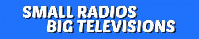 Image Small Radios Bug Televisions