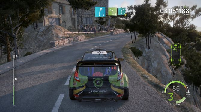 test de wrc 6 ps4 xbox one pc tests jeux. Black Bedroom Furniture Sets. Home Design Ideas