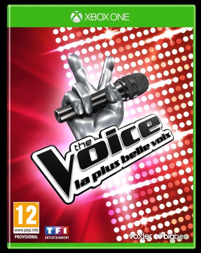Image The Voice, la plus belle voix