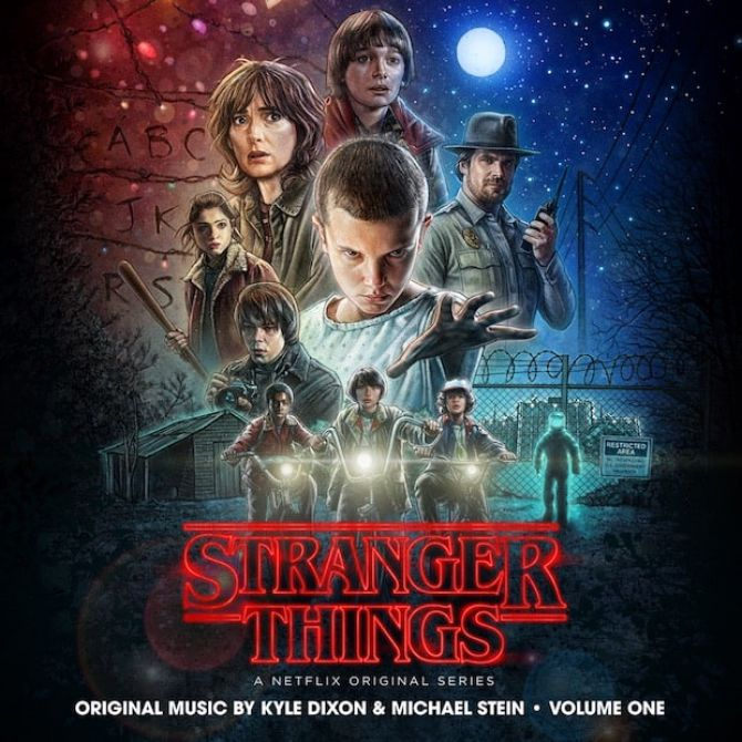 Image Stranger Things (série)