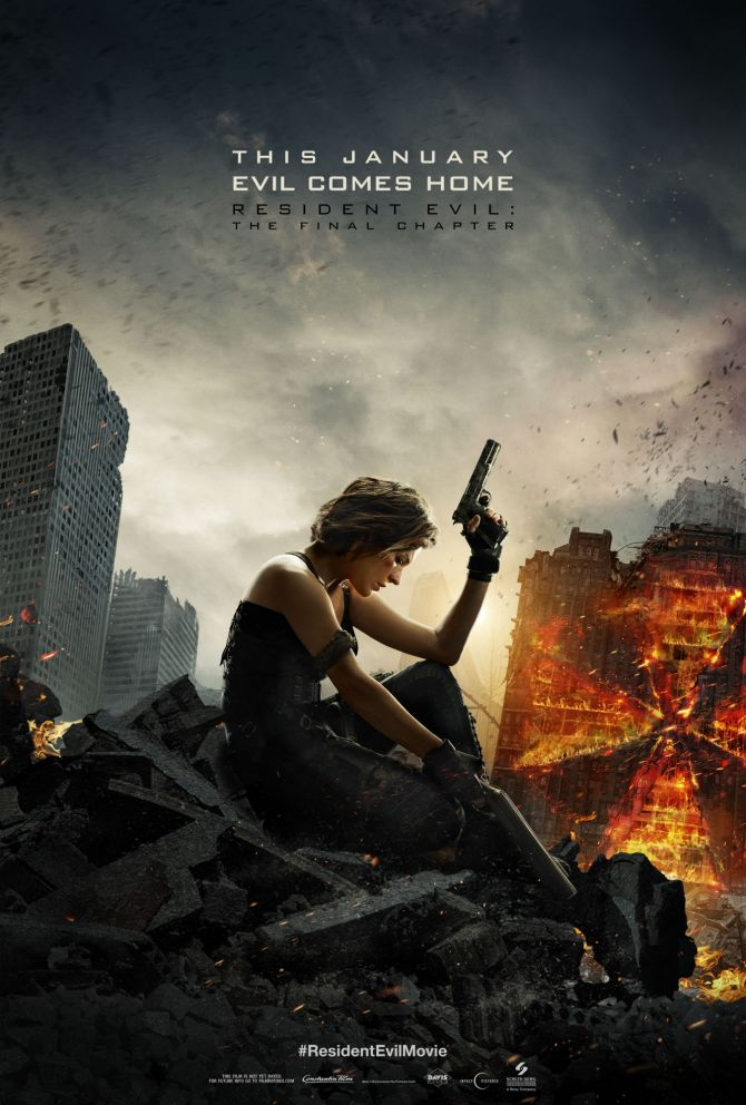 Image Resident Evil : The Final Chapter