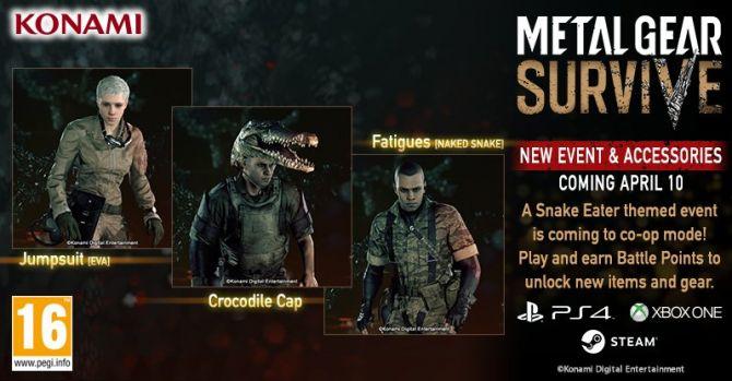 Image Metal Gear Survive