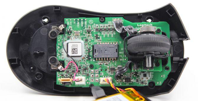 Image Logitech G403 Prodigy Wireless