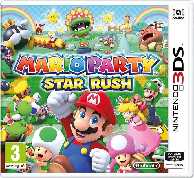 Image Mario Party : Star Rush