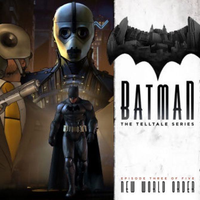 Image Batman : The Telltale Series Épisode 3 - New World Order