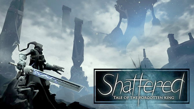 Image Shattered : Tale of the  Forgotten King