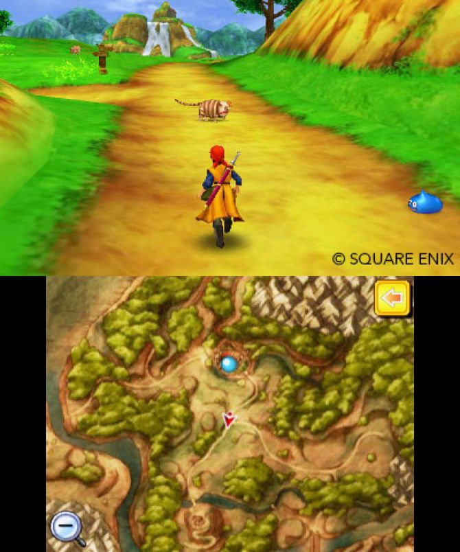 Review Dragon Quest Viii Journey Of The Cursed King What About