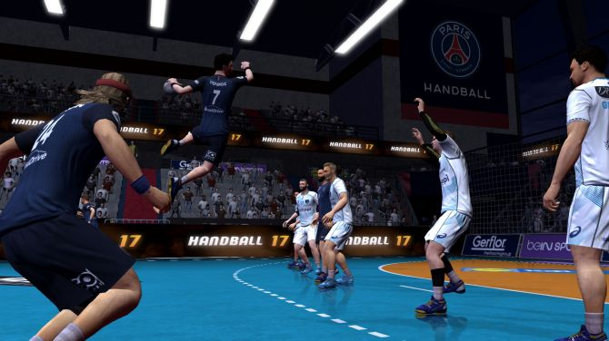 test de handball 17 ps4 tests jeux vido. Black Bedroom Furniture Sets. Home Design Ideas