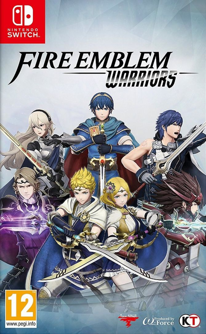 Image Fire Emblem Warriors