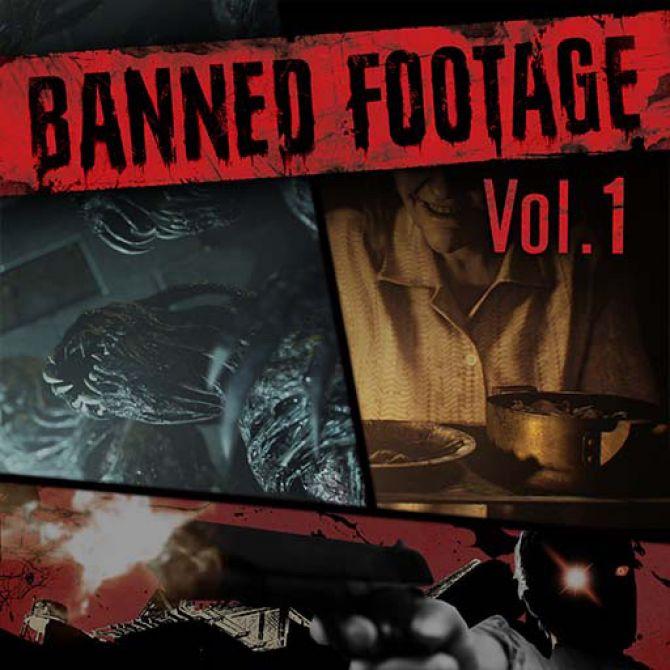 Image Resident Evil 7 biohazard : Vidéos Interdites Vol.1