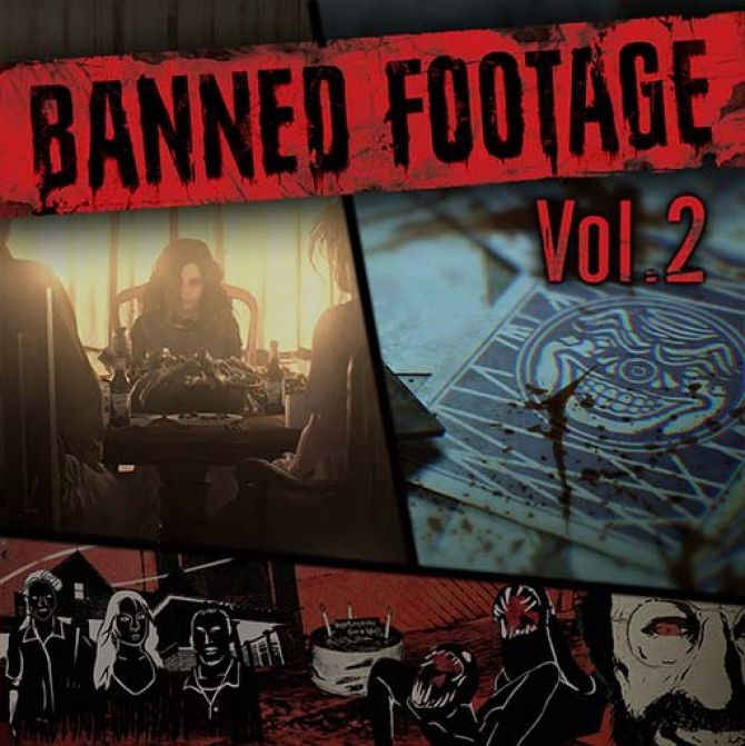 Image Resident Evil 7 biohazard : Vidéos Interdites Vol.2