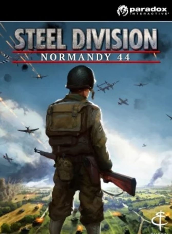 Image Steel Division : Normandy 44