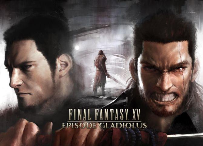 Image Final Fantasy XV : Episode Gladiolus