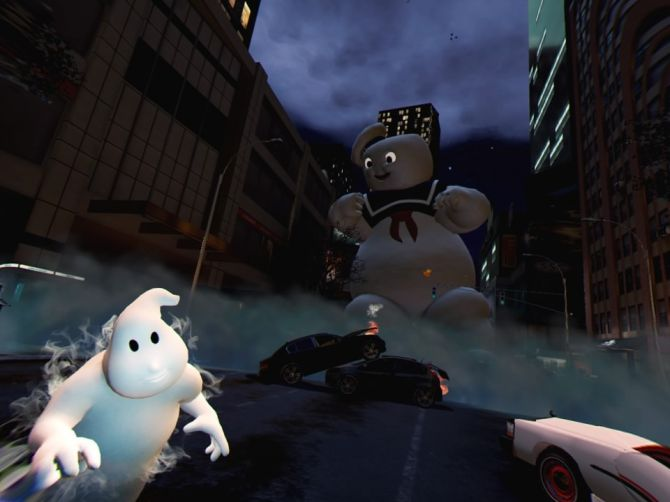 Image Ghostbusters : Now Hiring VR