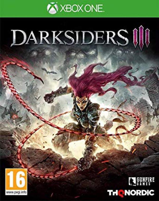 Image Darksiders III