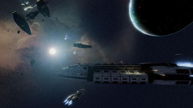 Image Battlestar Galactica Deadlock