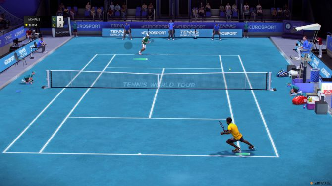 Image Tennis World Tour