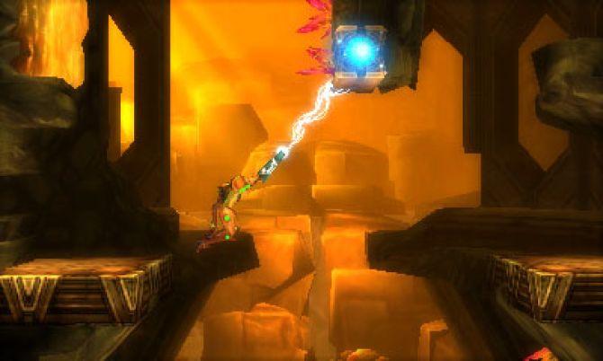 Image Metroid : Samus Returns
