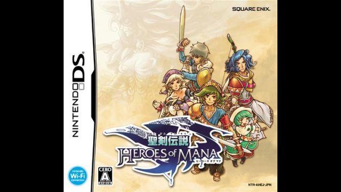 Image Heroes of Mana