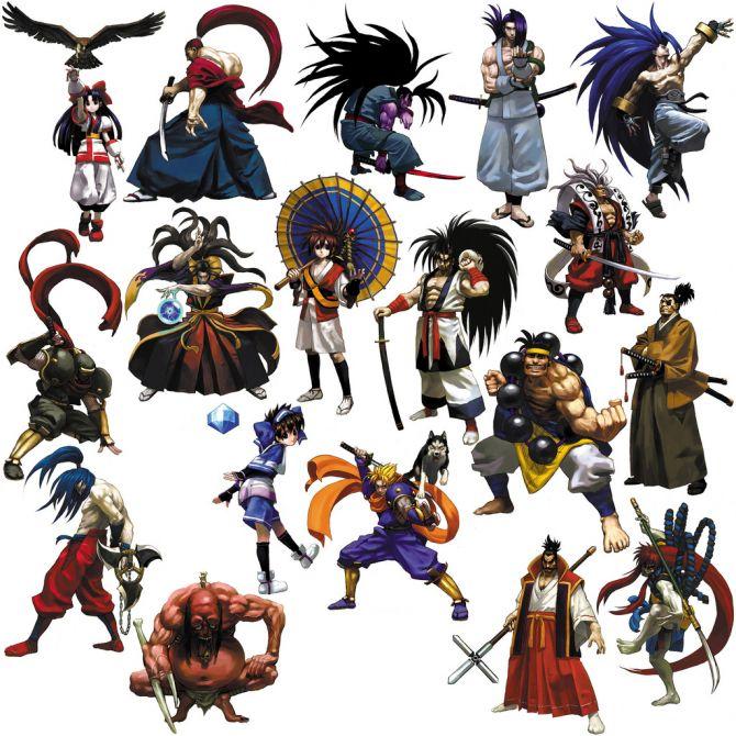Image Samurai Shodown V Special