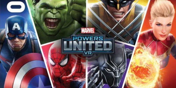 Image Marvel Powers United VR
