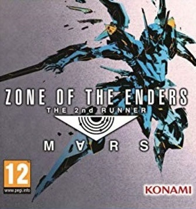 Image Zone of the Enders : The 2nd Runner M∀RS