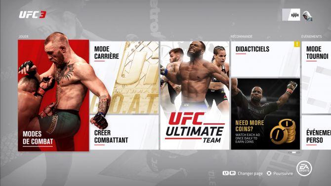 Image EA Sports UFC 3