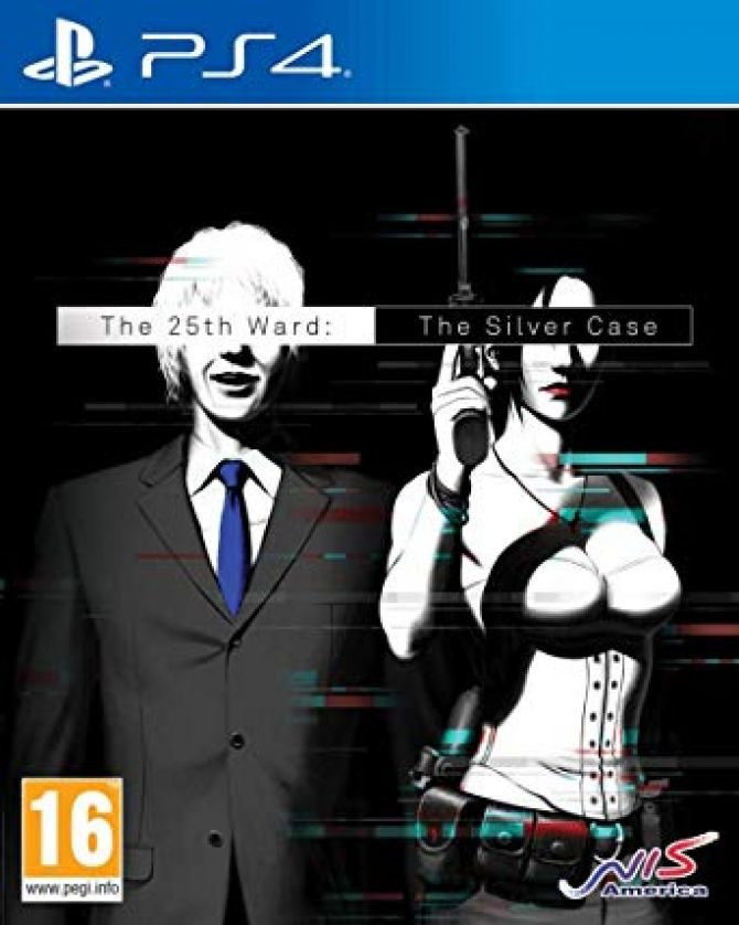 Image The 25th Ward : The Silver Case