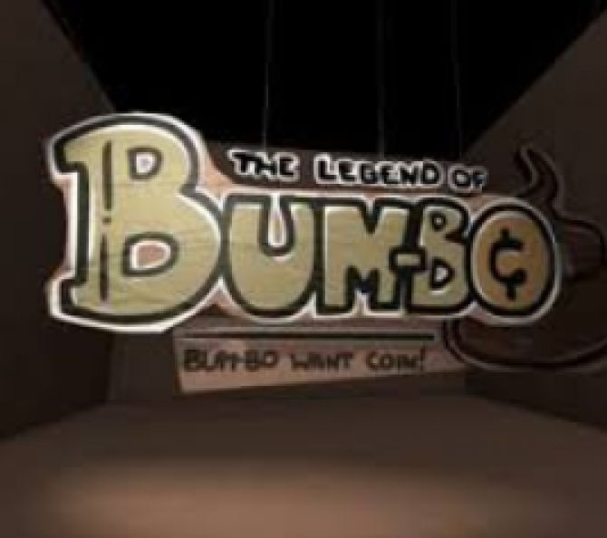 Image The Legend of Bum-bo