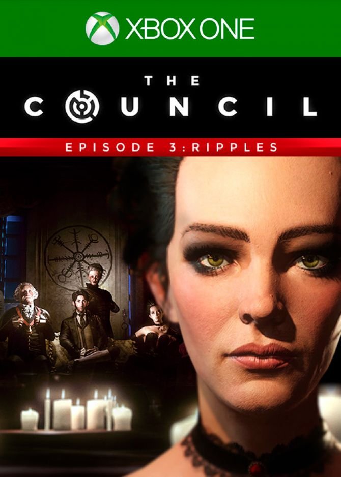Image The Council Episode 3 : Ripples