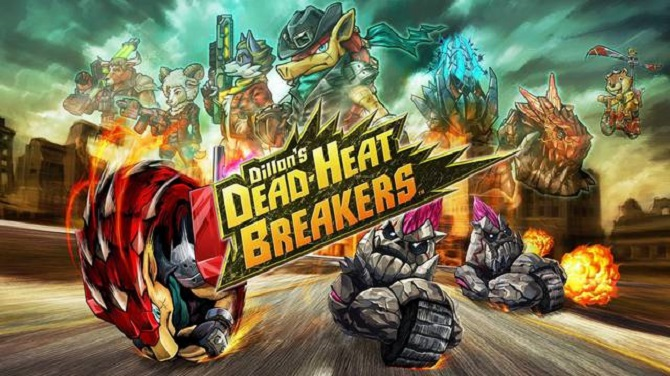Image Dillon's Dead Heat Breakers