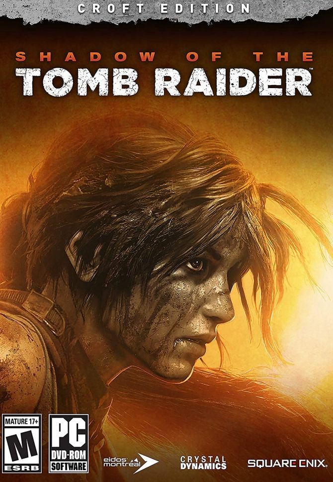 Image Shadow of the Tomb Raider