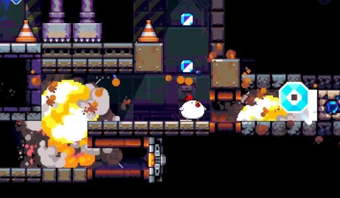 Image Bomb Chicken