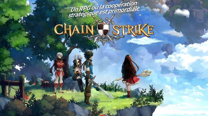 Image Chain Strike