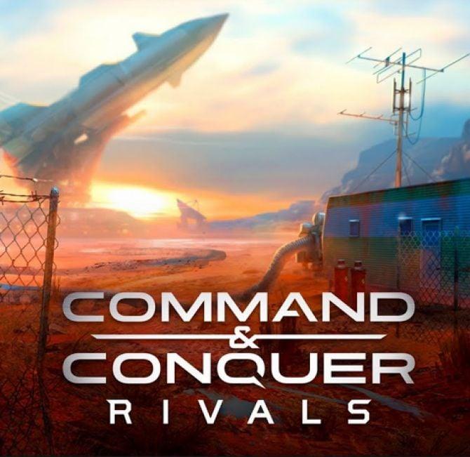 Image Command & Conquer Rivals