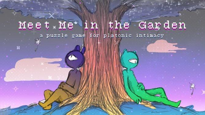 Image Meet Me in the Garden