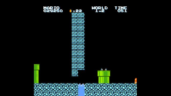 Image Super Mario Bros. : The Lost Levels