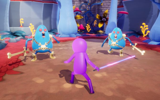 Image Trover Saves the Universe