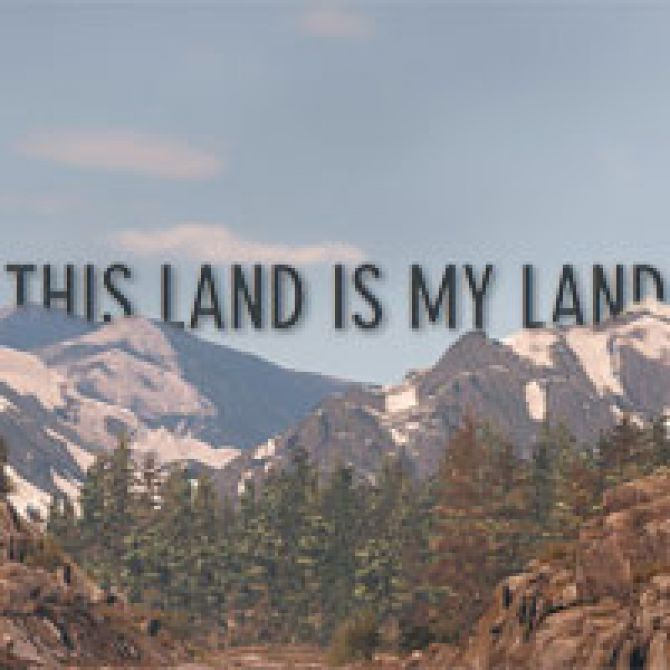 Image This Land is My Land