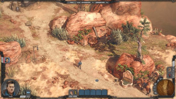 Test De Desperados Iii Pc Tests Jeux Video Gameblog Fr