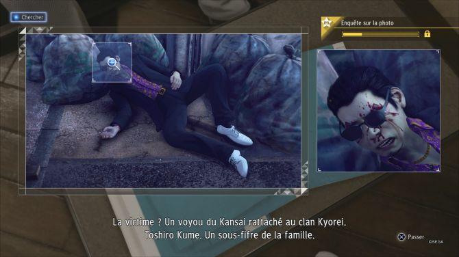 Test de Judgment (PS4) - Critiques jeux vidéo - Gameblog fr