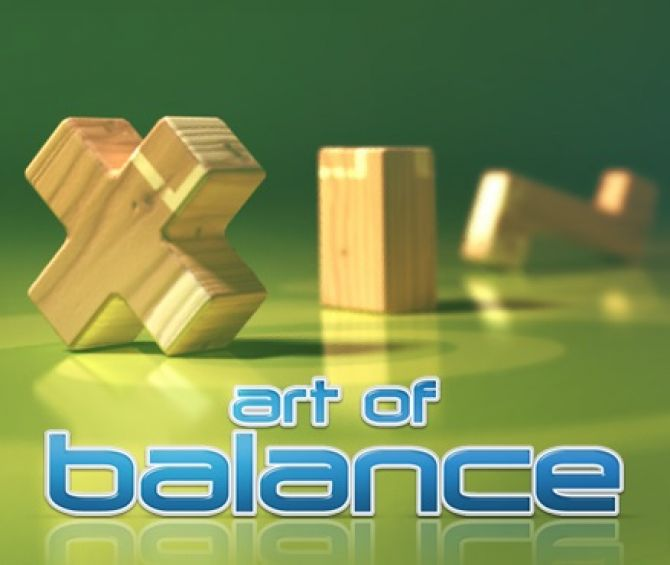 Image Art of Balance