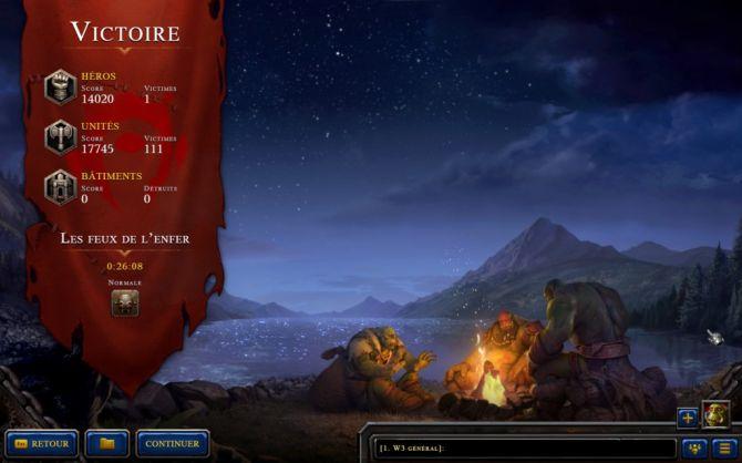 Image Warcraft III : Reforged
