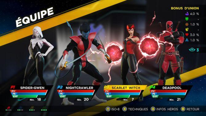 Image Marvel Ultimate Alliance 3 : The Black Order