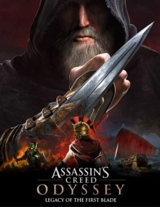 Image Assassin's Creed Odyssey : L'Héritage de la Première Lame - Épisode 1