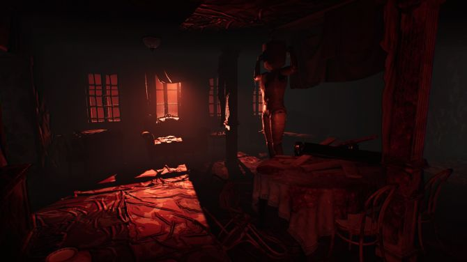 Image Layers of Fear 2