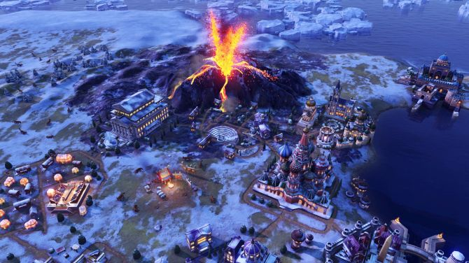 Image Civilization VI : Gathering Storm