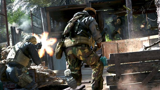 Call of Duty Modern Warfare affiche ses envies de cross-play, mais c'est compliqué