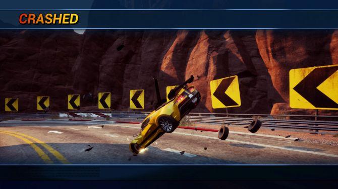 Test de Dangerous Driving (PS4), Tests Jeux - Gameblog fr