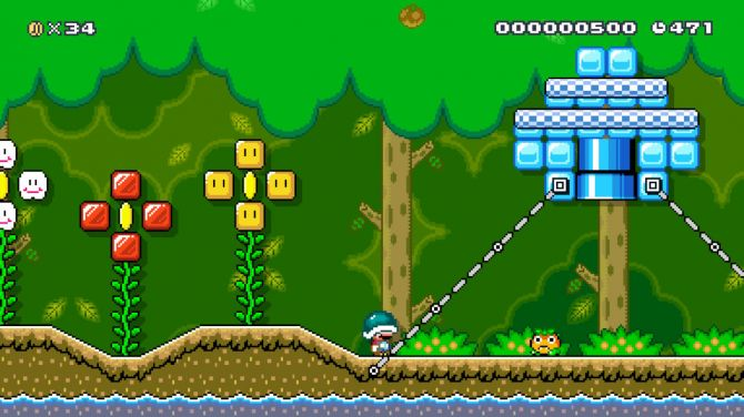 Image Super Mario Maker 2